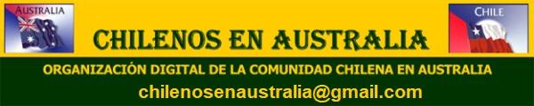 Chilenos en Australia